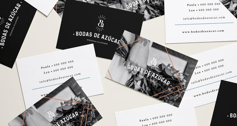 Diseño de marca para wedding planners